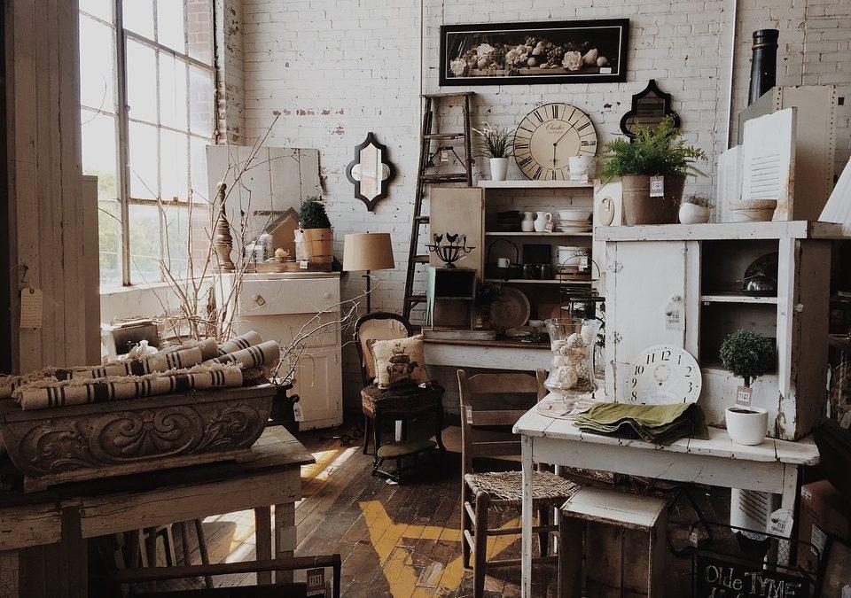 Que faire d'un vieux meuble ?