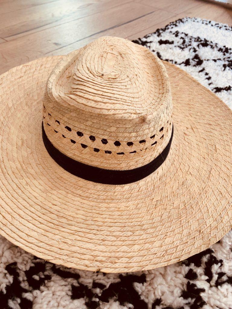 Chapeau et protection solaire