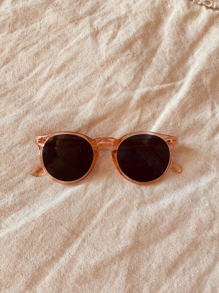Pourquoi lunettes de soleil ?