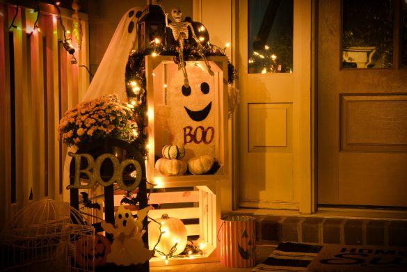 Pourquoi Halloween ?
