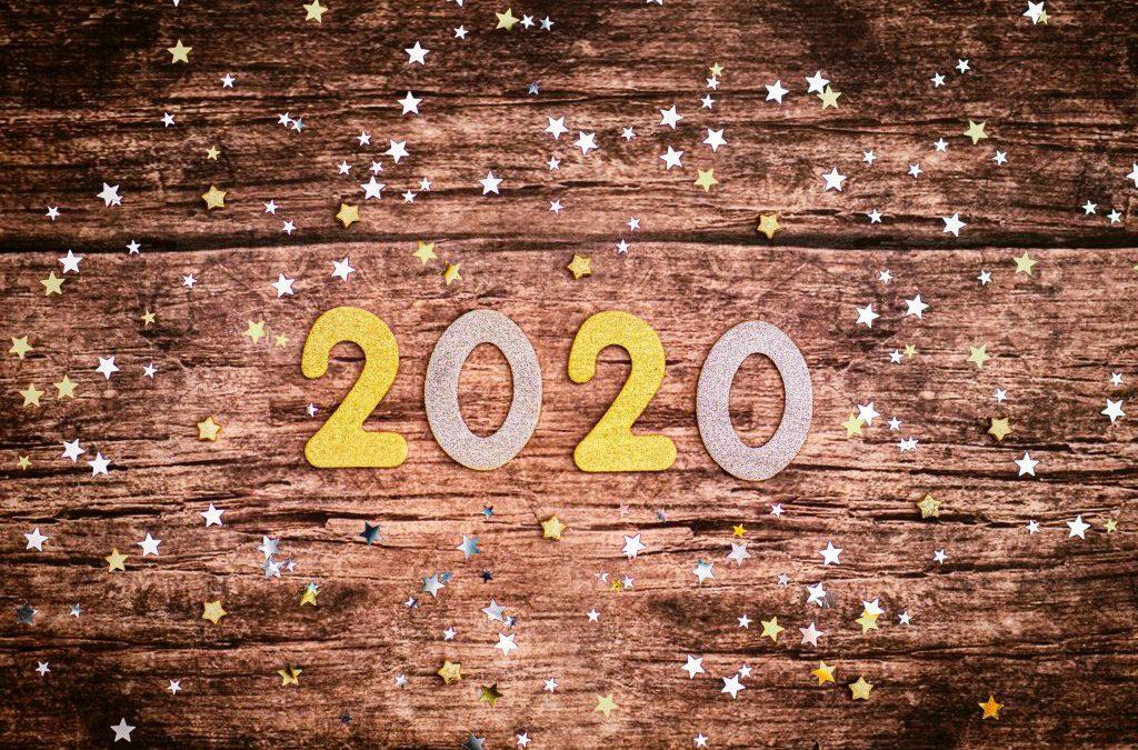 Merci pour tout 2019 et bienvenue 2020 !