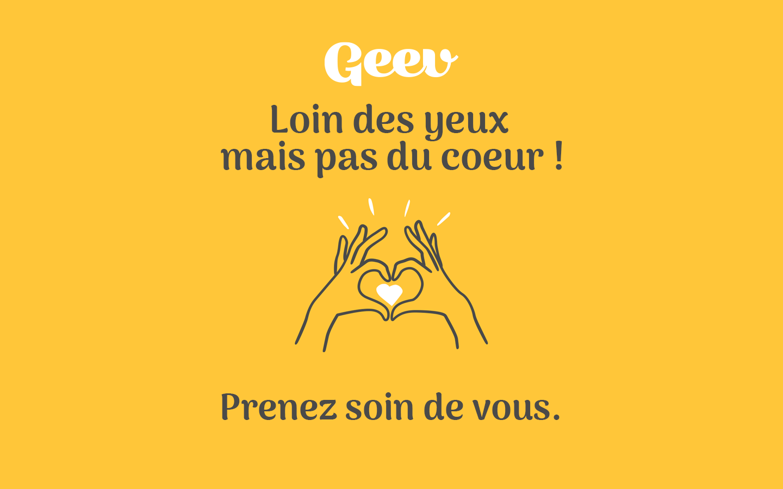 Coronavirus : loin des yeux mais pas du coeur ! - don.fr