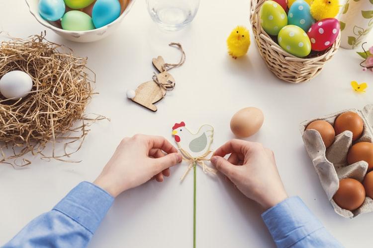Confinement : comment préparer Pâques avec les enfants ?