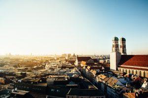 Walking tours online voyages virtuels confinement Munich
