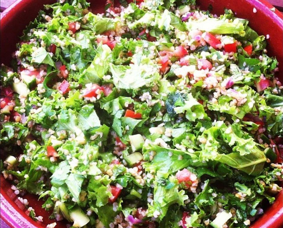 Recette fruits et légumes