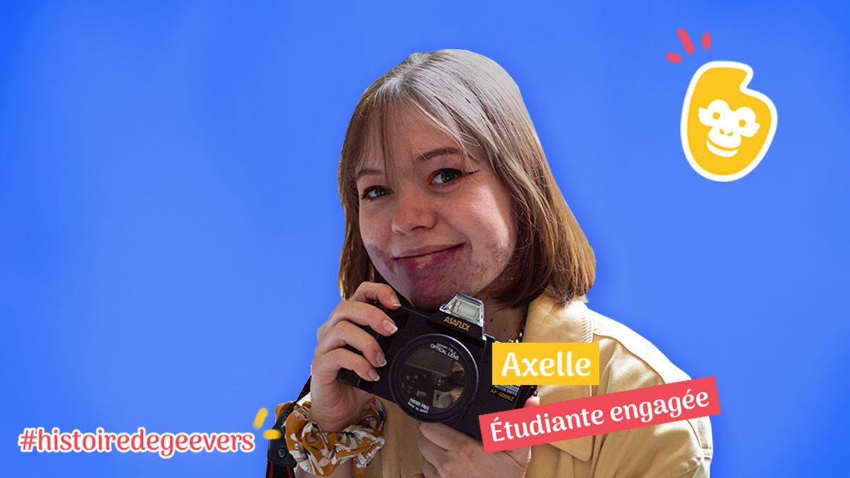 Rencontre avec Axelle, Geeveuse engagée