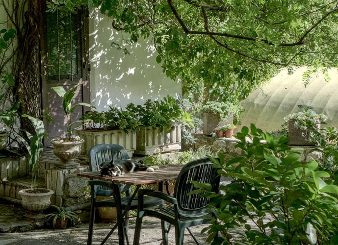 Comment se faire une terrasse récup' sympa pour l'été ?