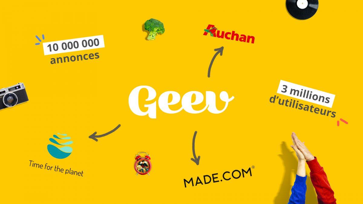Les réussites à impact de Geev